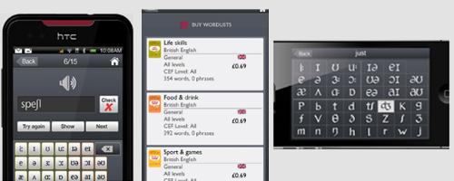 App para mejorar pronunciación en inglés